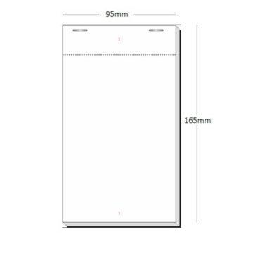 Rollie – PAD120 single-ply order pad