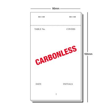 Rollie – PAD35 carbonless duplicate order pad